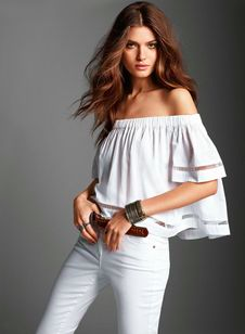 Up to 30% Off Off-The-Shoulder Apparel Sales @ Bloomingdales