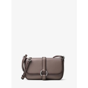 Quincy Large Leather Crossbody by Michael Kors