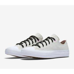 Converse Chuck II Shield Canvas Low Top Women's Shoe. Nike.com