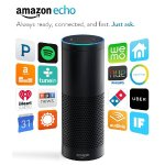 Amazon Echo (Certified Refurbished with Full Warranty)