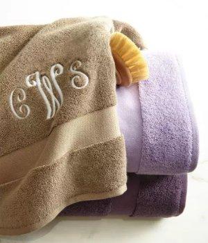 Ralph Lauren Home Wescott Bath Towel, Linen Cream