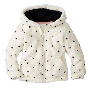 Girls Marshmallow Hoodie