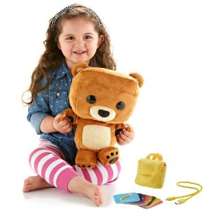 Fisher-Price Smart Toy Bear