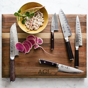 Up To 50% Off Shun Favorites Cutlery @ Williams Sonoma