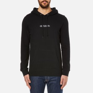 OBEY Clothing Men's New Times Hoody - Black - Free UK Delivery over £50