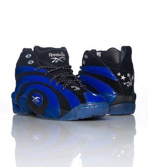 $14.95 REEBOK SHAQNOSIS SNEAKER - Blue