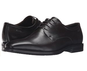ECCO Men's Faro Plain Toe Oxford