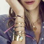 Up to $175 Off MONICA VINADER Jewelry Purchase @ Saks Fifth Avenue