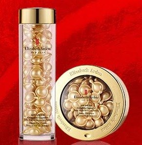 Exclusive Lunar New Year Celebration!Take 25% OFF + 21-day supply of New Advanced Ceramide Capsules Daily Youth Restoring Serum @ Elizabeth Arden