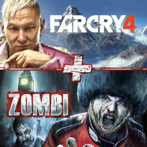 Far Cry 4 and Zombi Bundle on PS4