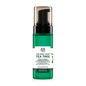 Oily Skin Cleanser - Clarifying Tea Tree Oil | The Body Shop ®