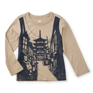 Kyoto Graphic Tee | Tea Collection