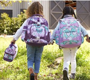 20 - 60% Off + Free Shipping! pottery barn kids Backpacks, Lunch Bags Sale