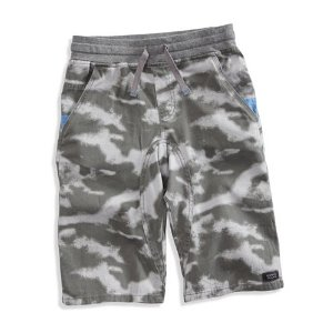 Camo-Print Shorts (8-20) | guess kids