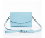 Unineed.com | Zatchels Pastel Baby Blue Micro Clutch - Bags - Premium beauty and fashion from Unineed.com