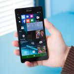 Microsoft Lumia 950 XL + Lumia 950 + Display Dock