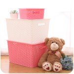 Plastic Storage Boxes sale @ Walmart