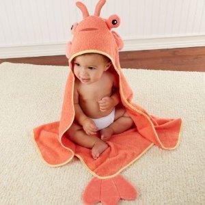 Baby Aspen Lobster Spa Robe - Baby