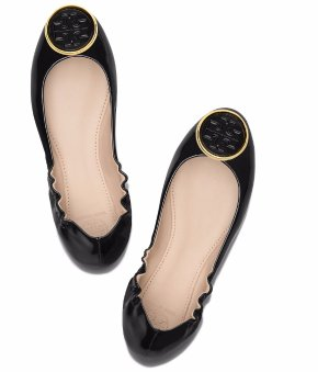 The Last Day! 30% Off Twiggie Ballet Flat @ Tory Burch