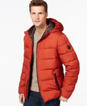Up to 77% Off+Extra 25% OffMICHAEL Michael Kors Men's Coat and Jacket @ macys.com