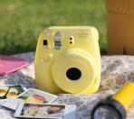 $49.99 Fujifilm Instax Mini 8 Instant Film Camera Yellow @ Amazon