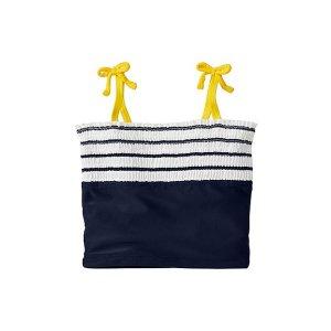 Smocked Swim Top | Sale Girls Swim
