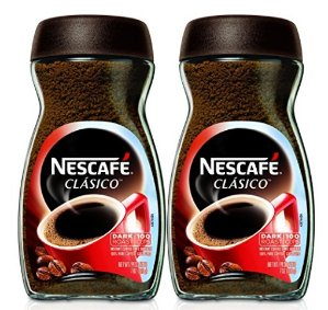 $8.53Nescafe Clasico Instant Coffee,7 Ounce (Pack of 2)