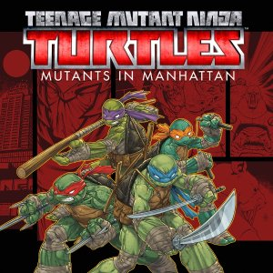 Teenage Mutant Ninja Turtles: Mutants in Manhattan on PS3