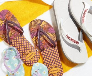 Up to 56% OffHavaianas for the Whole Family @ Hautelook