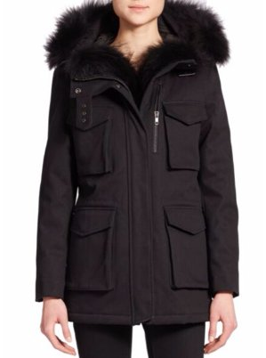 Up to 85% Off Winter Coat @ Saks Off 5th