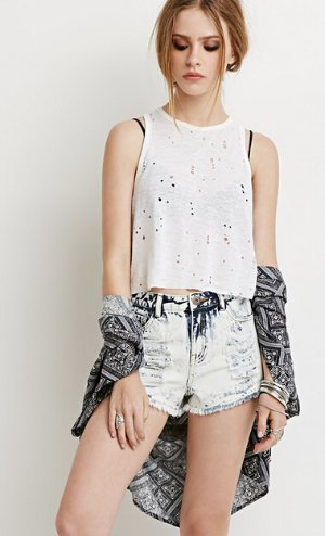 Up to 70% Off Bottoms @Forever21.com