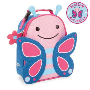 Skip Hop Zoo Lunchie Insulated Lunch Bag - Blossom Butterfly - Skip Hop - Babies