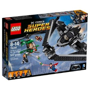 LEGO Super Heroes - Heroes of Justice: Sky High Battle 76046