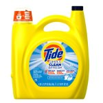 Tide Simply Clean & Fresh Laundry Detergent, Refreshing Breeze, 89 Loads