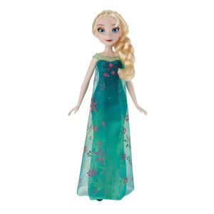 Disney Frozen Classic Frozen Fever Fashion Elsa | HasbroToyShop