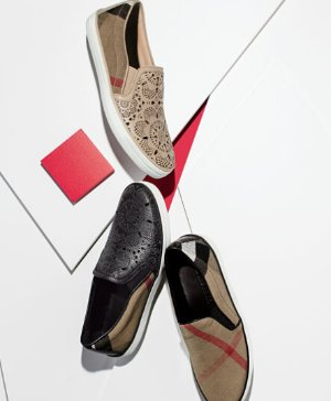 $50 Off $200with Burberry Shoes @ Neiman Marcus