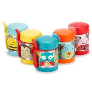 $17.99 Skip Hop Zoo Insulated Food Jar, Ladybug
