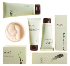 Up to 50% Off+Free Mystery Gift on Orders over $125 @ AHAVA