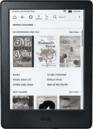 Kindle from $49.99 Bestbuy Elite and Elite plus member offer