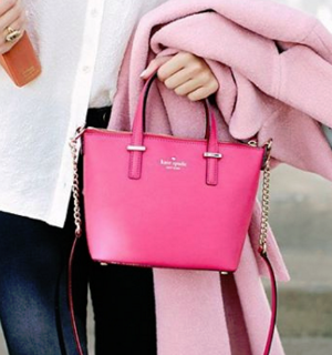 Up to 30% Off Kate Spade New York Women Handbags Sale @ Bloomingdales