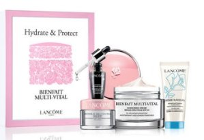 $52 BIENFAIT MULTI-VITAL SPRING TREATMENT SET @ Lancome