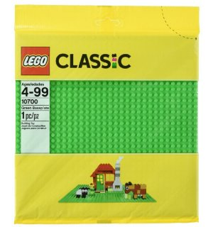 $5.75 LEGO Classic Green Baseplate Supplement