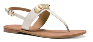 $25 Off Every $100 on COACH Gracie Swagger Sandal Purchase @ Bloomingdales