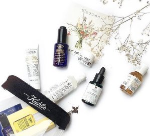 3 Deluxe Samples + Free ShippingWith Any $65 Order @ Kiehl's