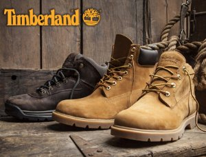 Up to 70% Off Timberland @ 6PM
