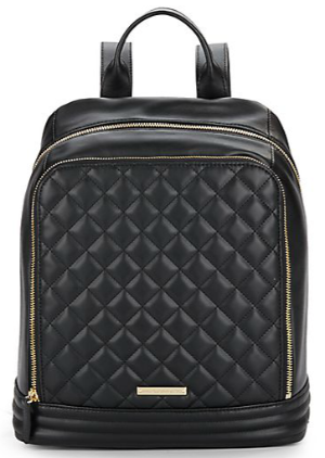 Vince Camuto Rizzo Quilted Leather Backpack
