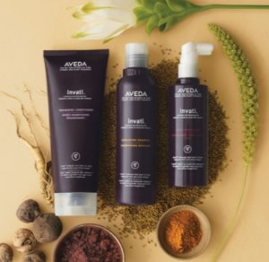 2 Free Samples + Free Shipping with $30 Purchase @ Aveda