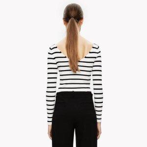 Knit Stripe Sweater