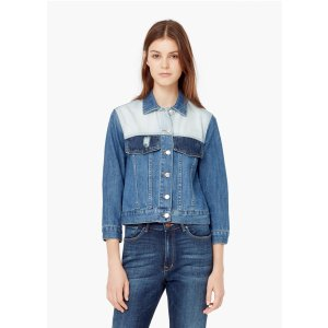 Medium denim jacket - Woman