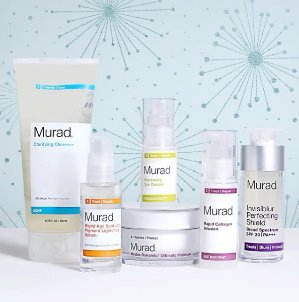 30% OFF + FREE Shipping On ALL ORDERS @ Murad Skin Care